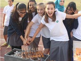 Grade 7-10 BBQ