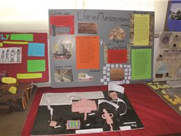 Art and Social Studies Fair
