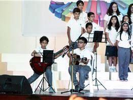 Grade 5 & 6 Music Concert